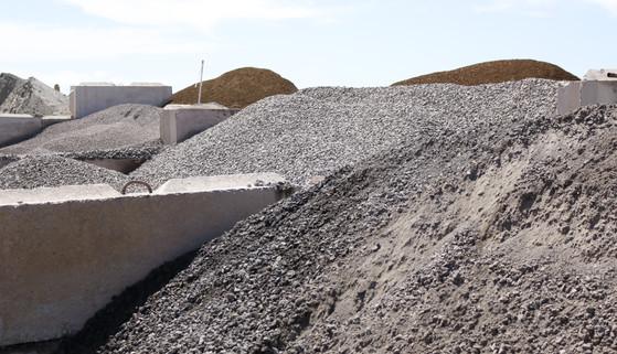 Soil Plus Base Course Bunker