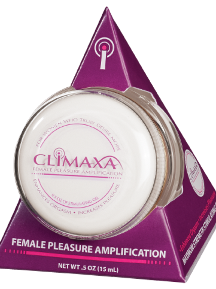 Climaxa Stimulating Gel 1/2 oz. Jar