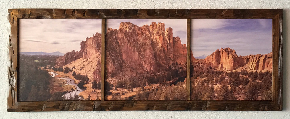 Smith Rock in Summer