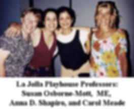 Susanna Guzman @ La Jolla Playhouse Conservatory