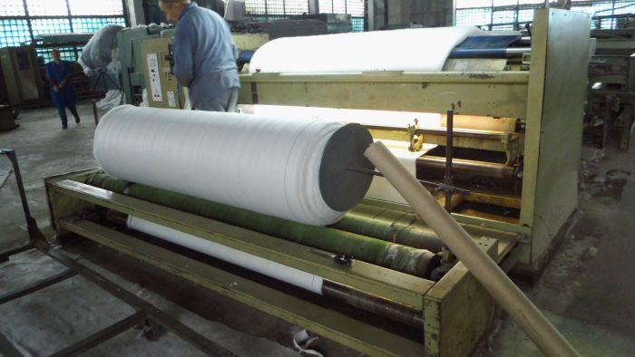 промышленное производство нетканых полотен