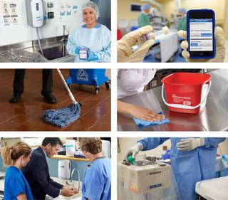 Продукция Ecolab для медицинских учреждений