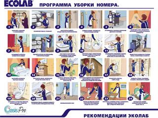 Программа уборки номерного фонда