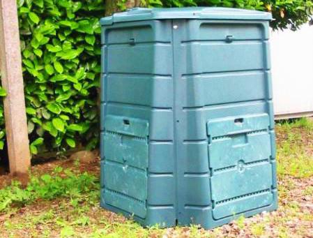 Composter à Gagny