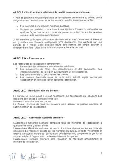 STATUTS page 3/4