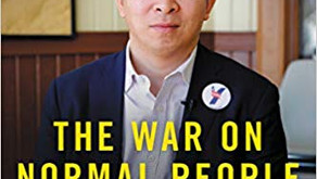 The War on Normal People: The Truth About America's Disappearing Jobs & Why Universal Basic Income