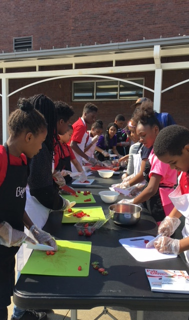 Farm to Fork Kids Program