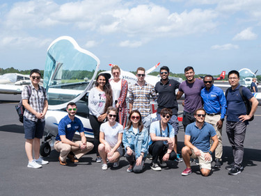 Embry-Riddle's Lift Magazine features SEAMAX work with 100 students.