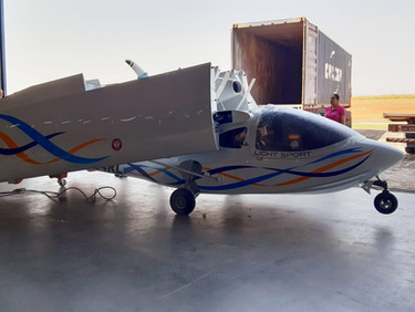 First SEAMAX with injected engine shipped to the US