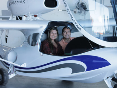 SEAMAX AIRCRAFT DELIVERS THE FIRST AIRCRAFT UNDER NEW BRAZILIANCERTIFICATION RULES