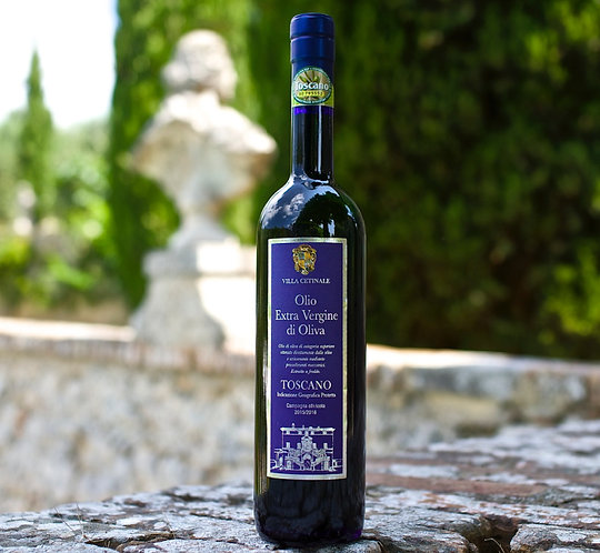 Villa Cetinale Extra Virgin Olive Oil