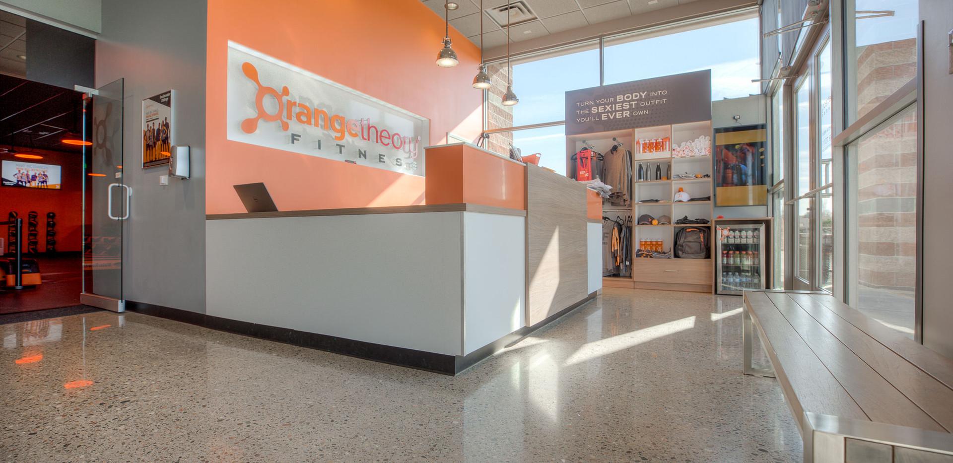 Orange Thoery Fitness