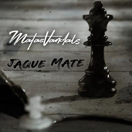 """MATASVANDALS """"Jaque Mate"""" en la playlist RAP ESPAÑOL de Spotify"""