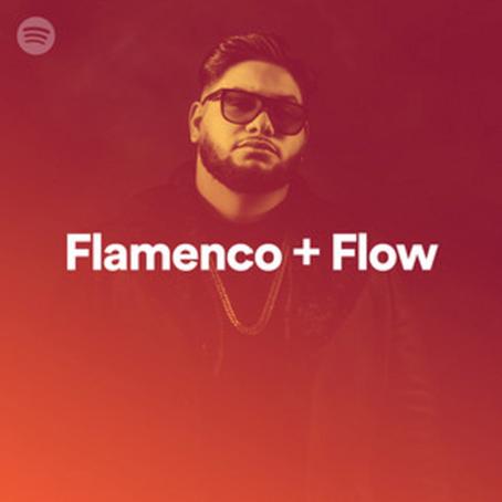 AZRAEL EL MATA entra en Flamenco+Flow junto a ÁNGEL GUERRAS