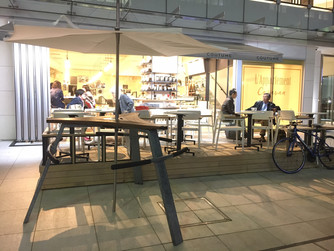 骨董通りカフェ