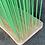 Thumbnail: Sticksナチュラルウッド(ワイドカーブ)×rodsグリーンH120