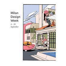 ミラノデザインウィークのお知らせ【extremis】
