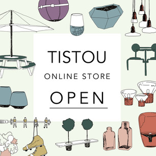 TISTOU official ONLINE STORE OPEN