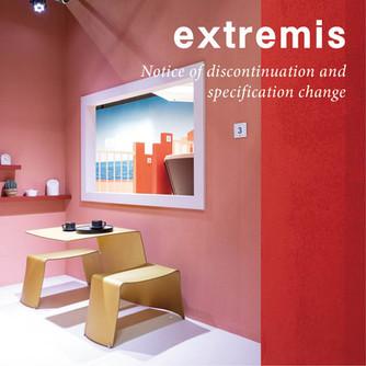extremis仕様変更のお知らせ