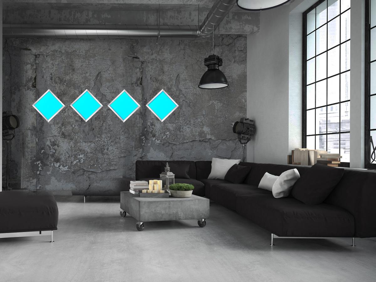living with simple Blue DIAMOND2