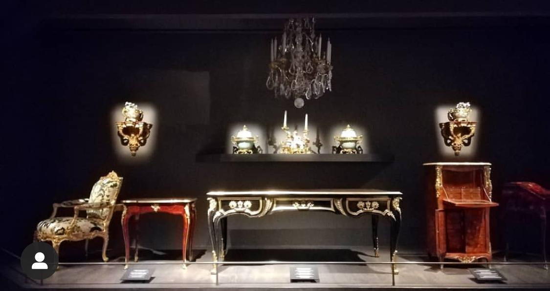 B & G Permanent decorative exhibitions