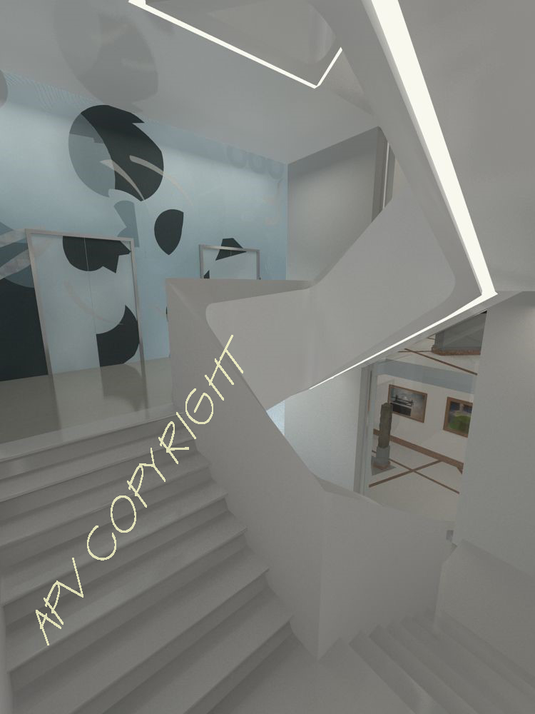 APV_ Stair_ From conept to reality_ Fara
