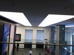 Luminous ceiling_ lobby_ APV Farah Barne