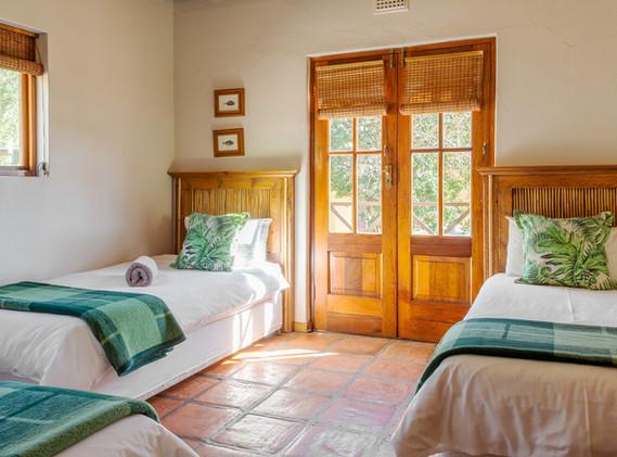 Tides River Lodge Bedroom
