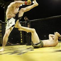 Axe kick