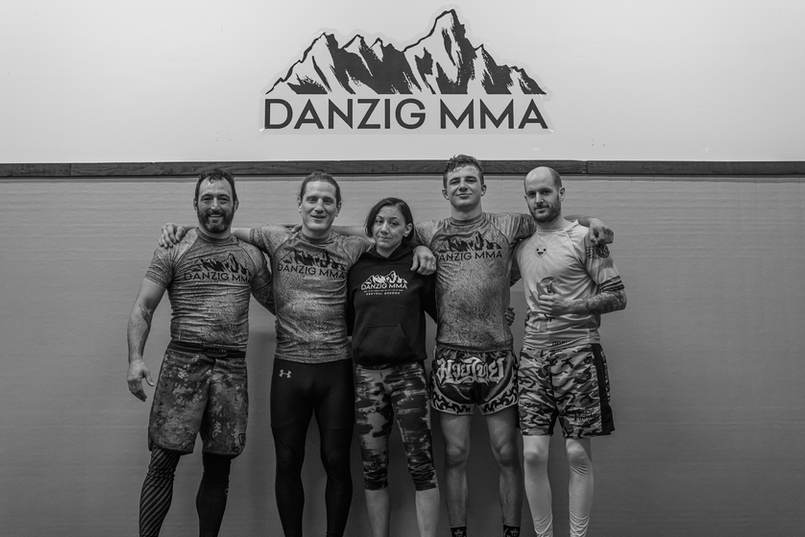 Danzig MMA instructors