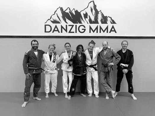Gi Jiu-Jitsu class