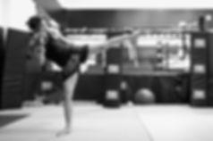 Angela Danzig Kickboxing