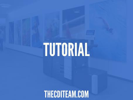 How to Setup Scan-to-Folder (Windows)
