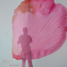 3, 2020 Encre sur papier 30 x 30 cm  © Monif Ajaj