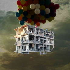 Bon Voyage, 2014 Impression numérique  80 x 60 cm  ©Tammam Azzam