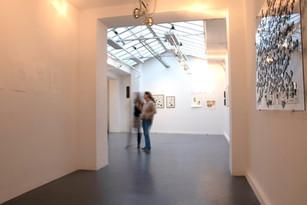 Vue de l'exposition  ©Malal Bolouri