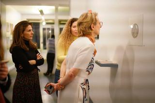 Véronique Pieyre de Mandiargues, Farah Khelil et Paula Aisemberg  ©Abdul Saboor