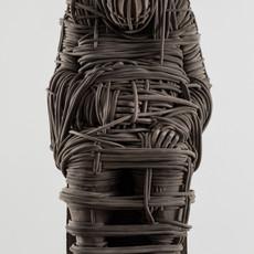 Sans Titre, 2019 Bronze 35 x 14 x 13 cm  © Khaled Dawwa
