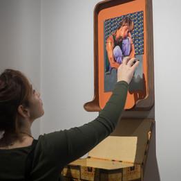 I Once Entered A Garden, 2019- 2018 Installation multimédia  Bissane Al Charif & Chrystèle Khodr  ©Amr Kokach