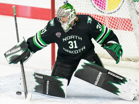 NCAA Men's Ice Hockey Tournament Preview - Midwest & West Regional
