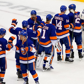Are the New York Islanders the best team in the NHL?
