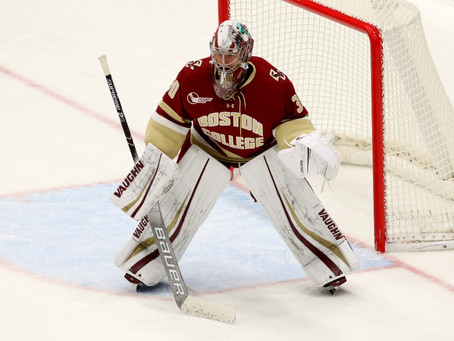 Mike Richter Award Finalist: Top Four