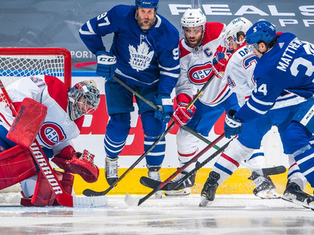 NHL Playoff preview: Toronto Maple Leafs vs. Montreal Canadiens