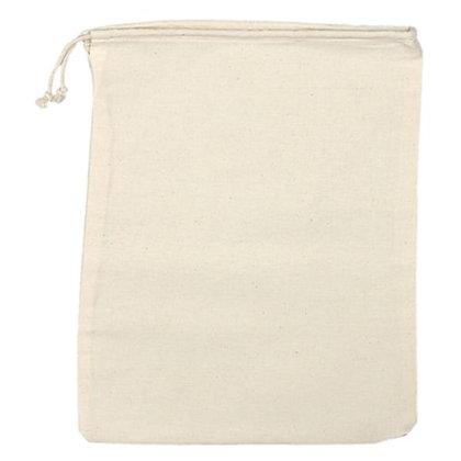 Bolsa con cierre en cordón
