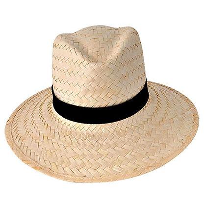 Sombrero Caballero de Paja Clara