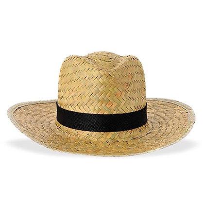 Sombrero Caballero de Paja Oscura