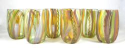 Sunset Rainbow Glasses