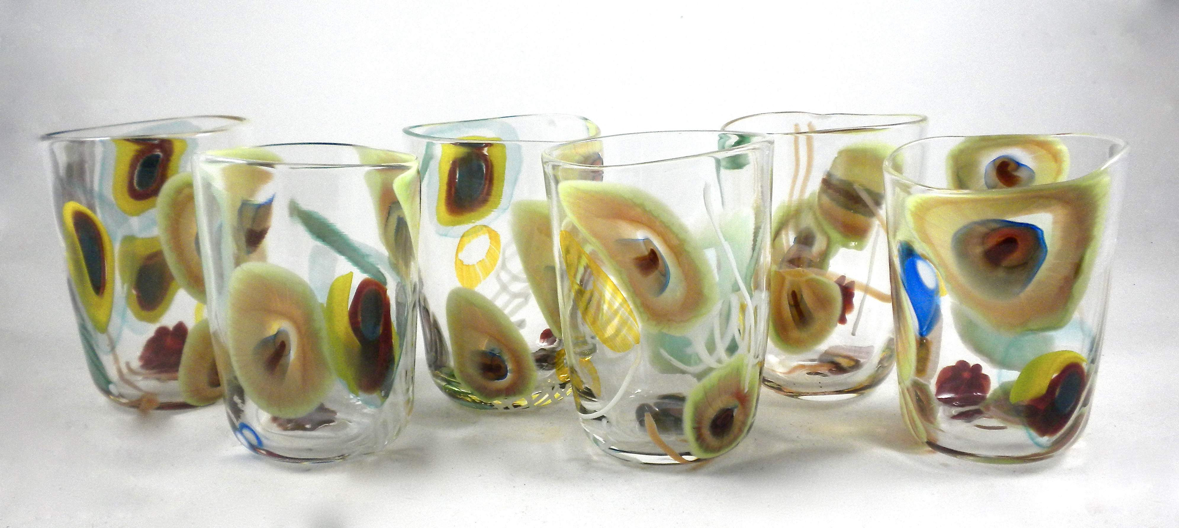 Sunshine Party Glasses