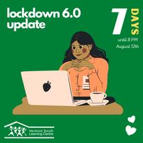 Lockdown 6.0 update