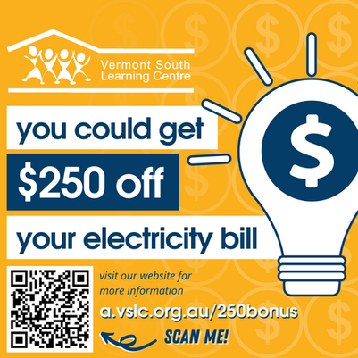 Want $250 off your power bill? Let us help!